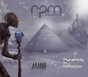 Artwork for Pyramids in Moscow