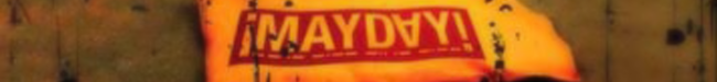 Banner for Mayday
