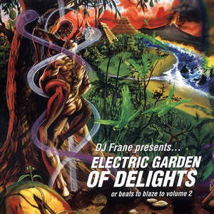 Artwork for Electric Garden of Delights