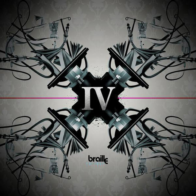 Artwork for The IV Edition