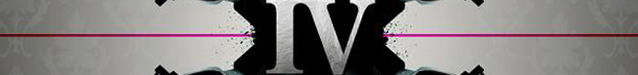 Banner for The IV Edition