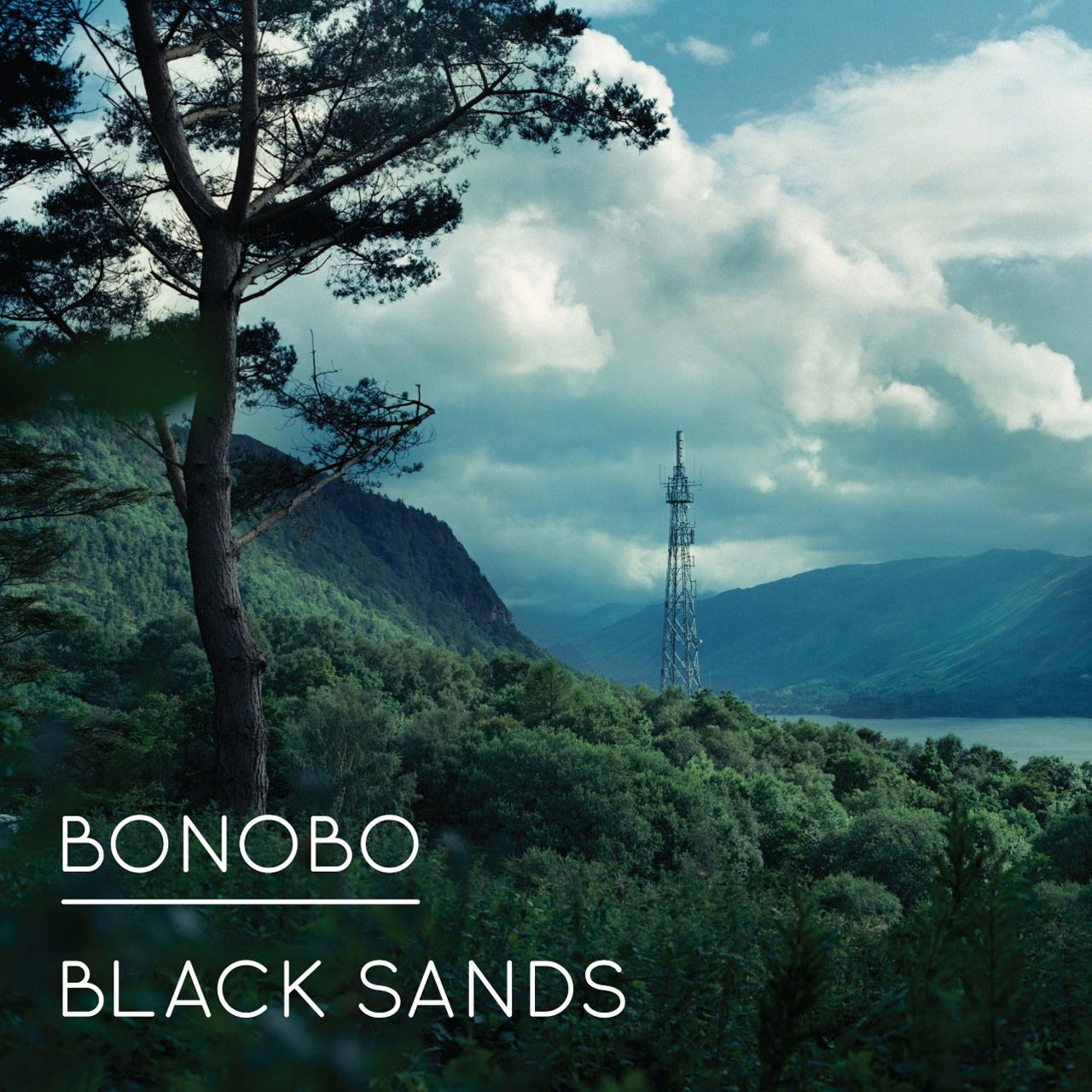 Artwork for Black Sands by Bonobo