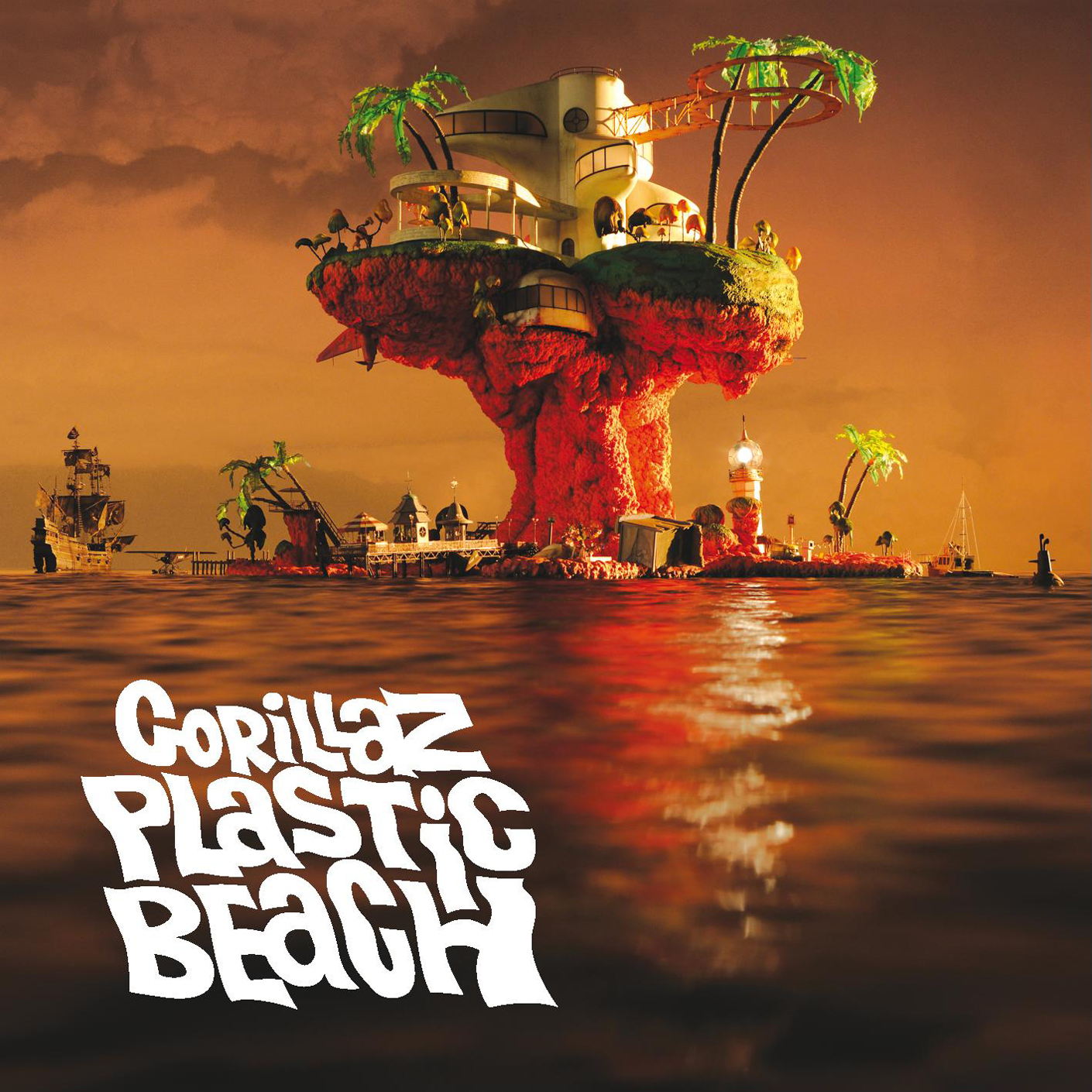 Artwork for Plastic Beach