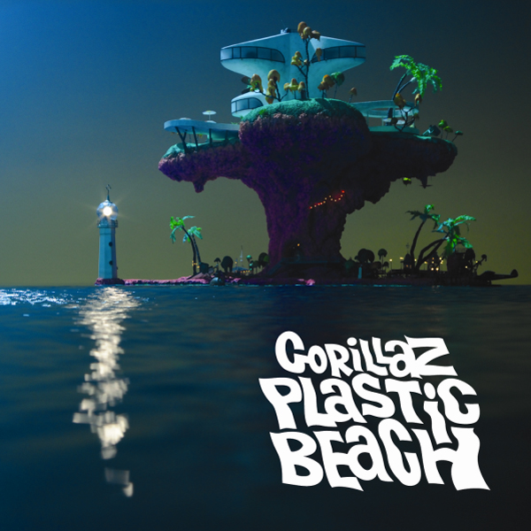 Artwork for Plastic Beach (Experience Edition)