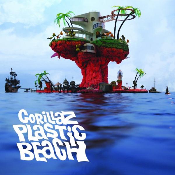 Artwork for Plastic Beach (Japanese Standard Edition)