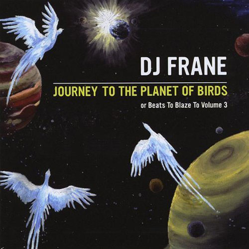 Artwork - Journey to the Planet of Birds by DJ Frane