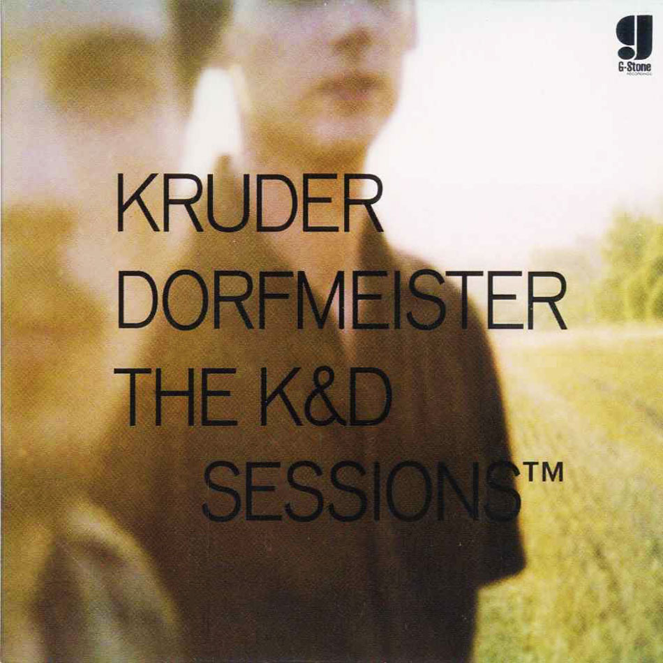 Artwork - The K&D Sessions by Kruder & Dorfmeister