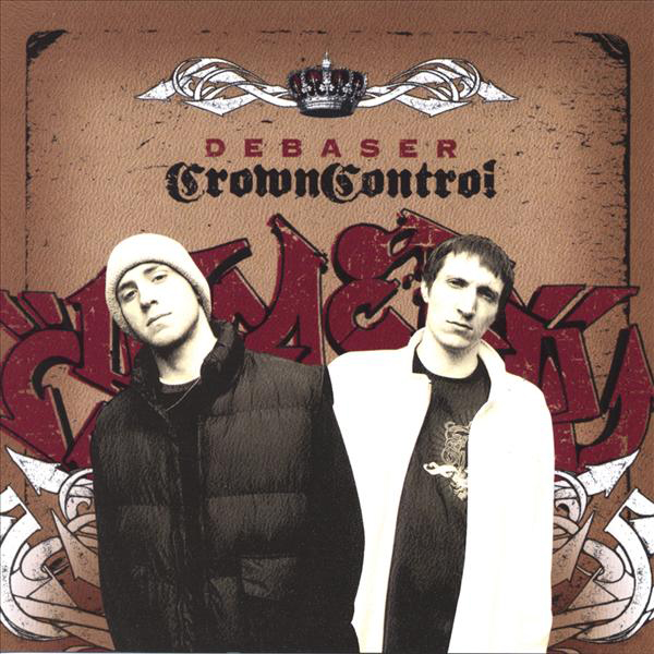 Album Artwork of Crown Control by Debaser