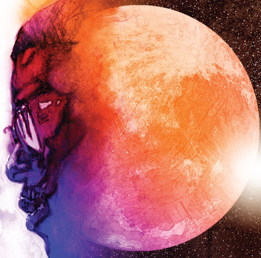 Album Artwork - Man on the Moon: The End of Day by KiD CuDi