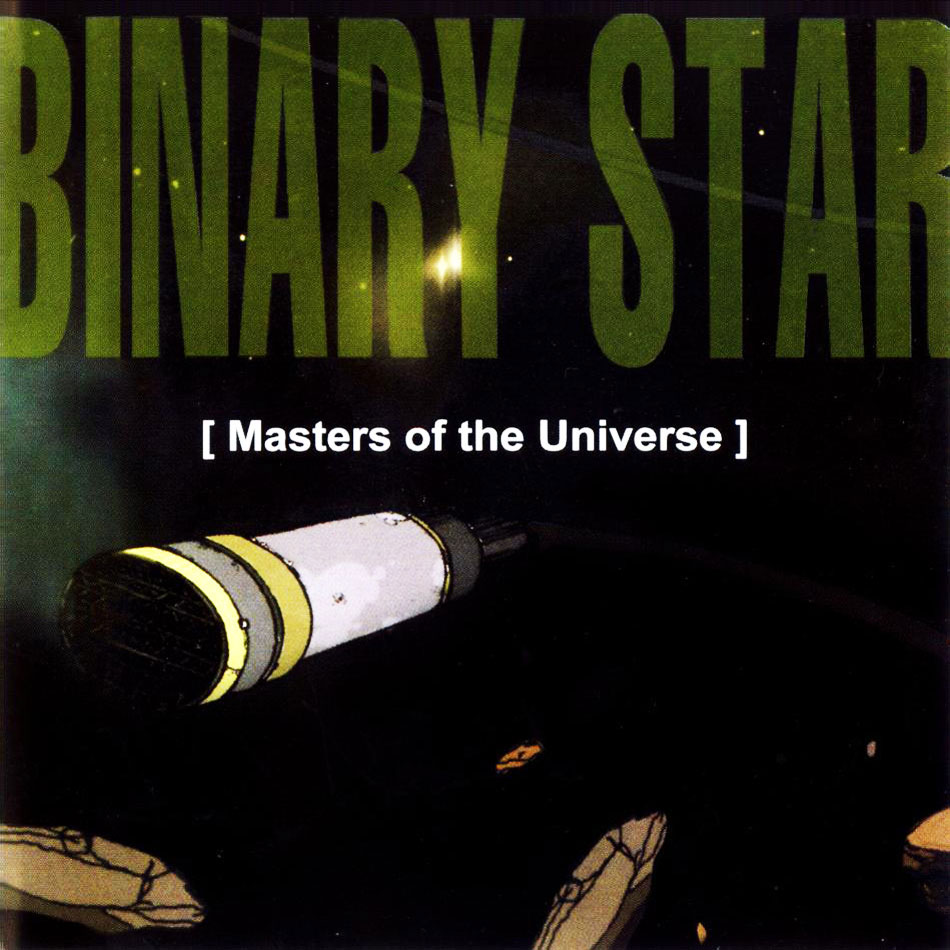 Album Artwork - Masters of the Universe by Binary Star