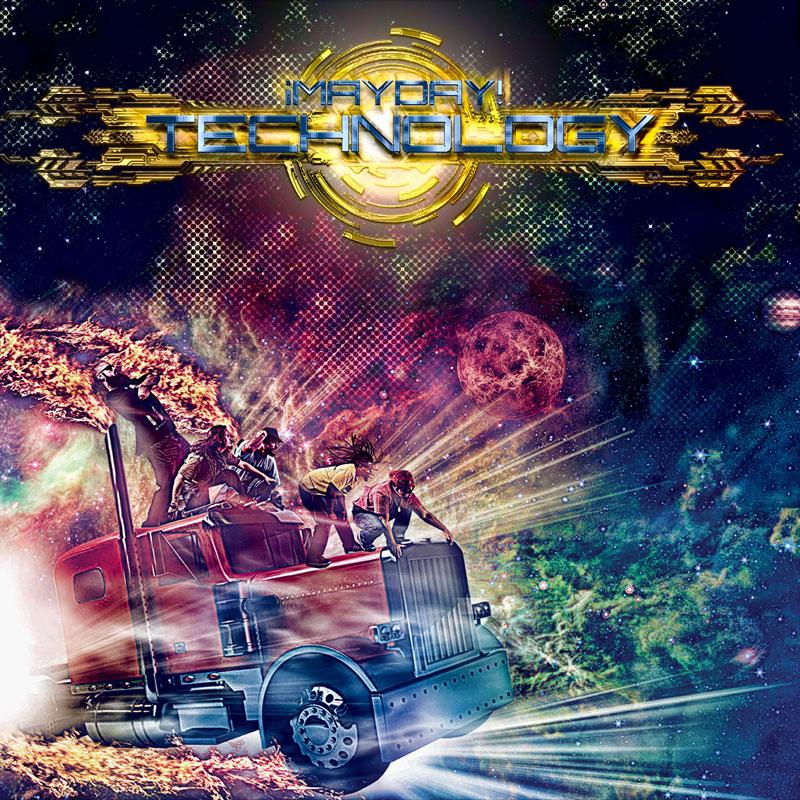 Album Artwork - Technology by Mayday