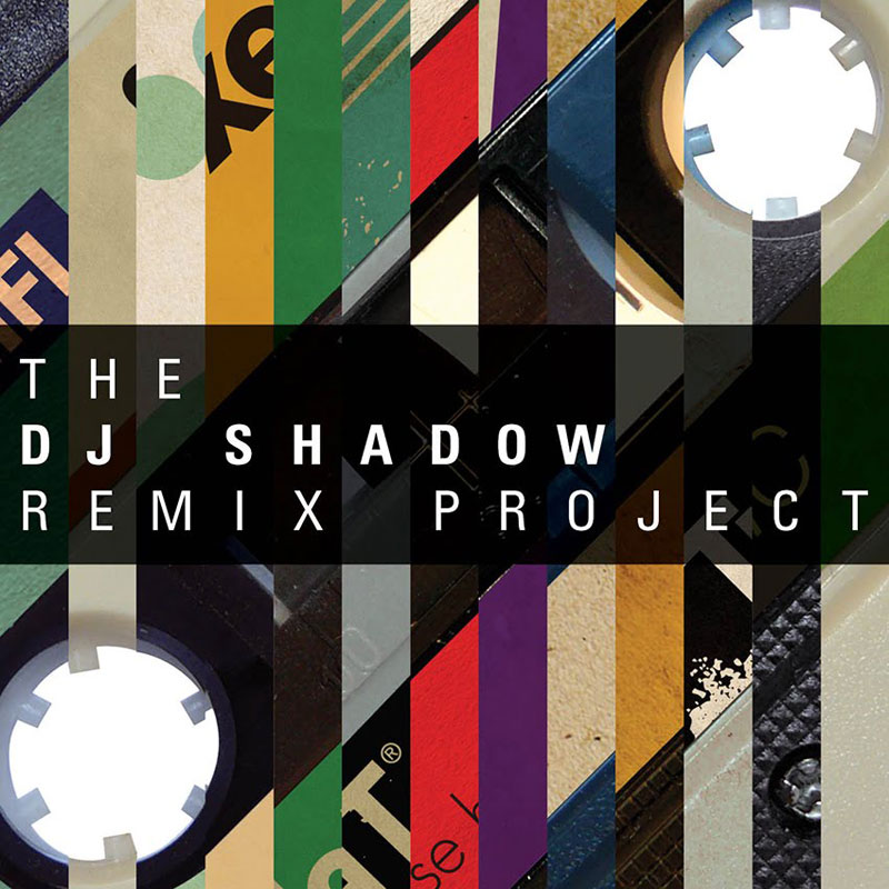 DJ Shadow Remix Project Artwork Unofficial Runner Up 1