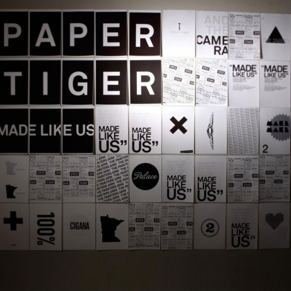 Made Like Us by Paper Tiger of Doomtree (Album Artwork)