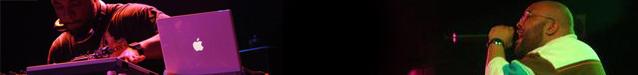 Blackalicious Live (Banner)