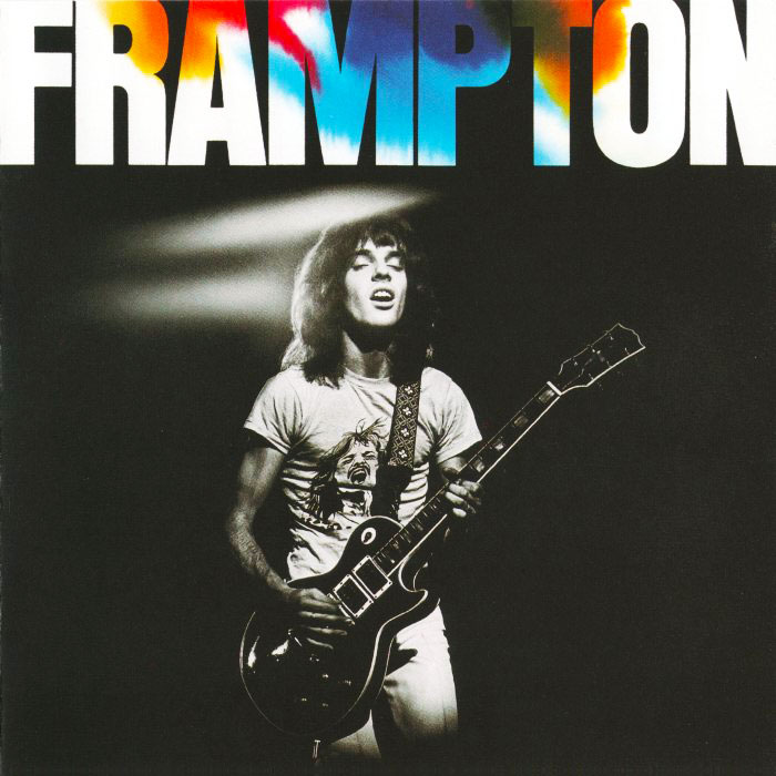 Frampton (album) by Peter Frampton (Album Artwork)