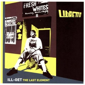 Ill-Oet: The Last Element by Libretto (Album Artwork)