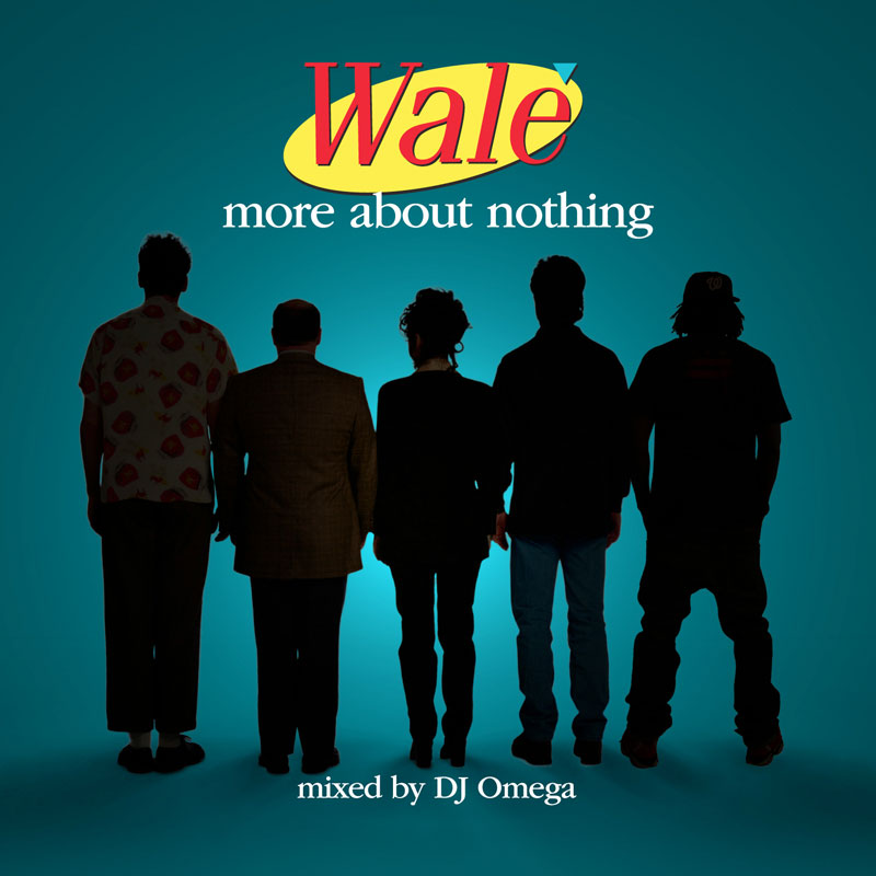 More About Nothing by Wale (Album Artwork)