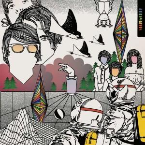 Starfucker (album) by Starfucker (Album Artwork)