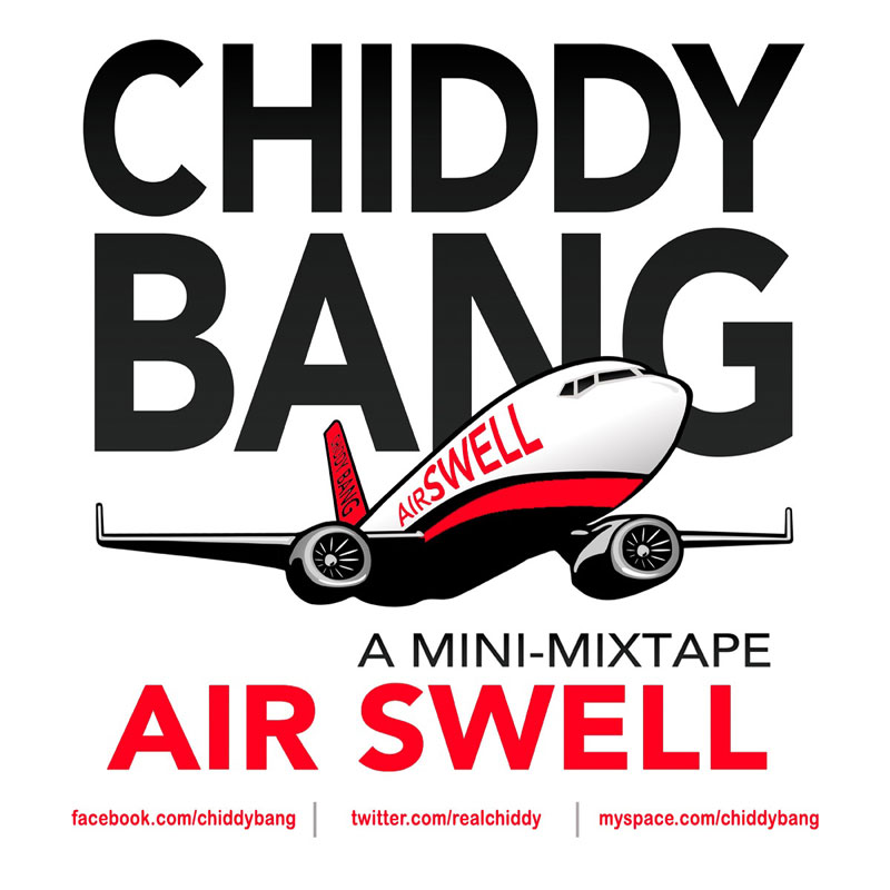 Air Swell by Chiddy Bang (album artwork)