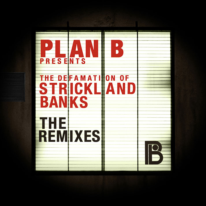 Plan B Presents: Defamation of Strickland Banks - The Remixes