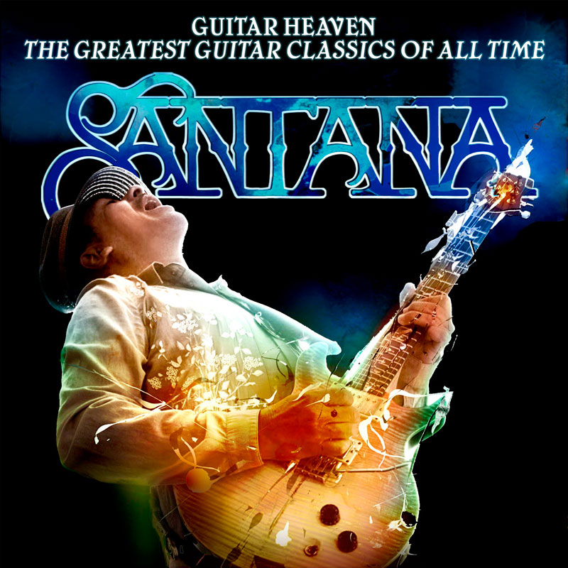 Guitar Heaven: The Greatest Guitar Classics of All Time by Carlos Santana