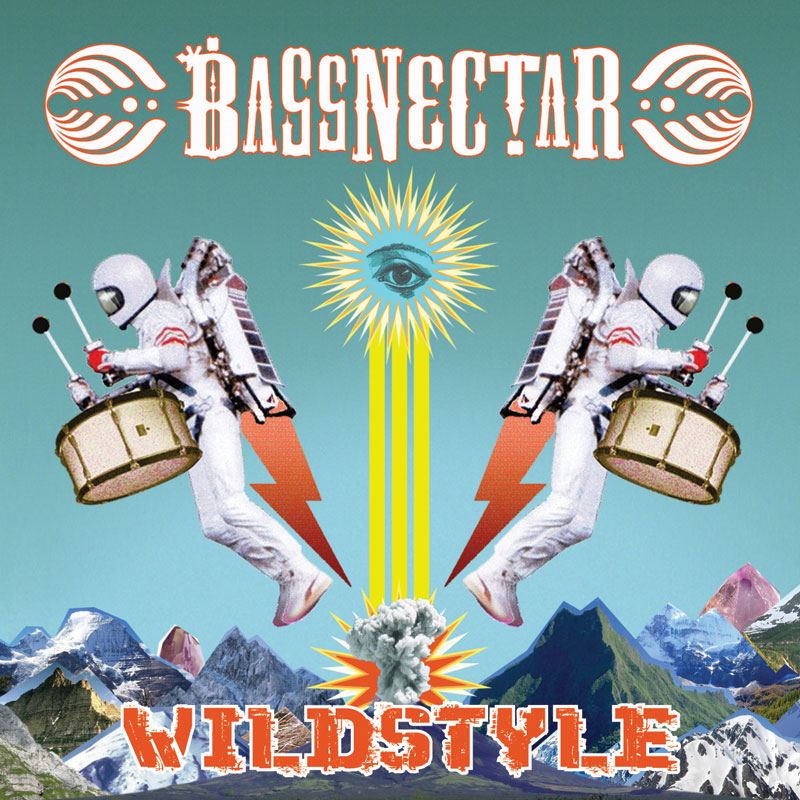 Wildstyle EP by Bassnectar