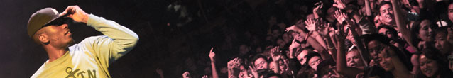 Chiddy (live, banner)