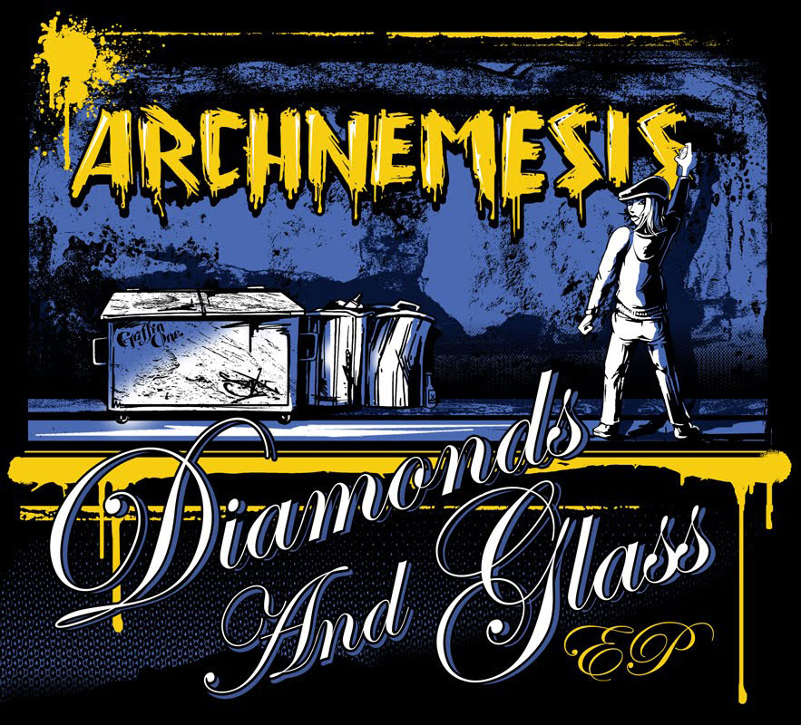Diamonds And Glass EP by Archnemesis