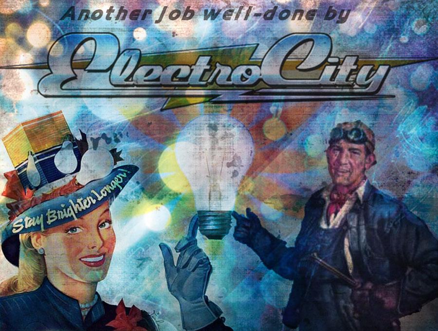Electric City EP