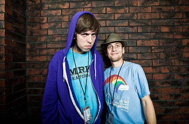 Grieves & Budo (Rhymesayers)