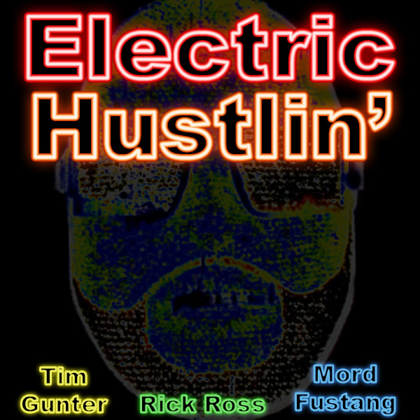 Electric Hustlin' by Tim Gunter