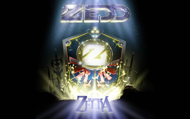 Zedd - Legend of Zelda (mix)