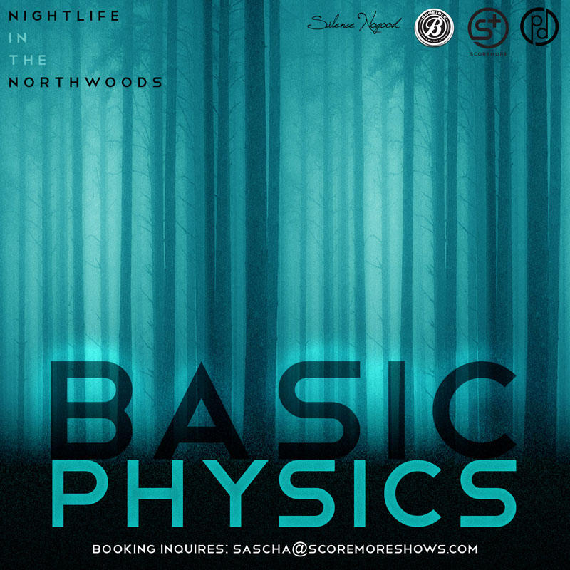 Nightlife in the Northwoods (Mixtape) by Basic Physics