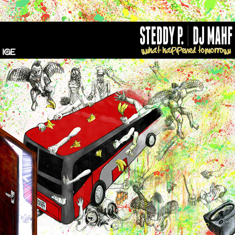 What Happened Tomorrow by Steddy P