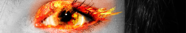 Eyes On Fire (banner)