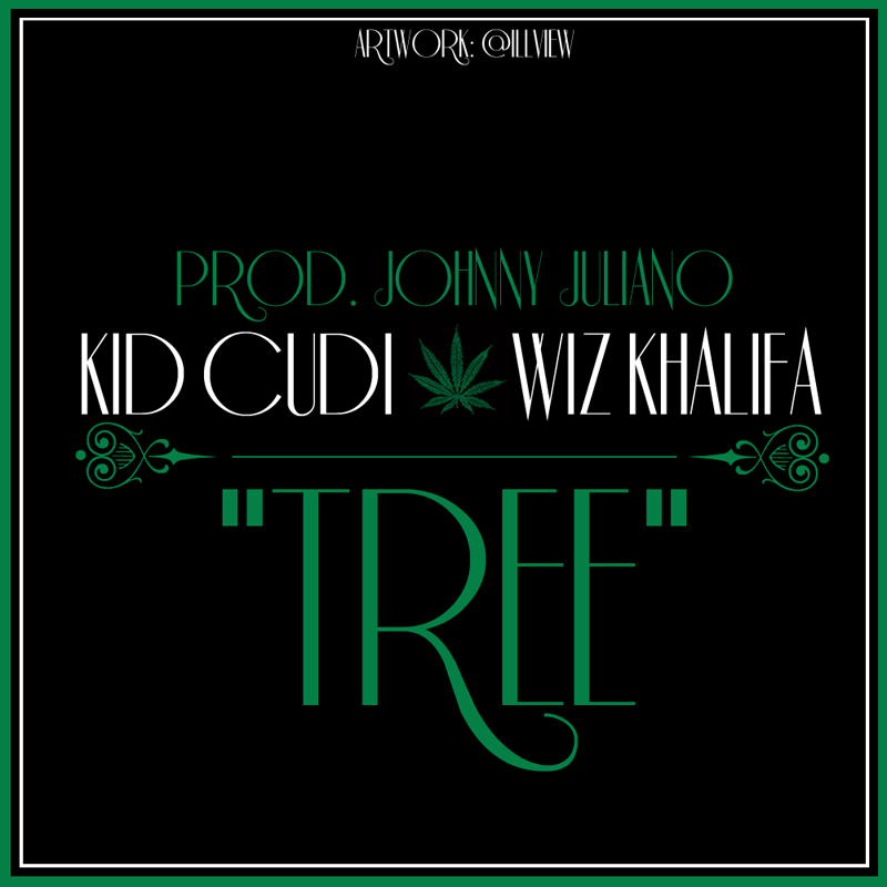 "Kid Cudi & Wiz Khalifa ""Tree"""