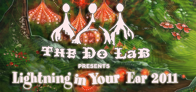 Lightning In Your Ear (2011) banner