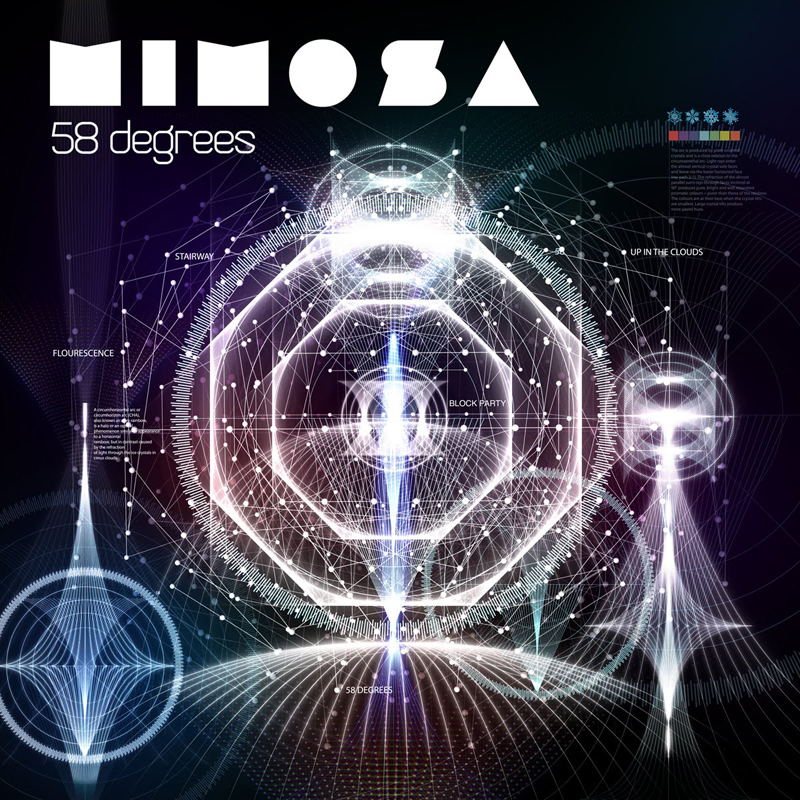 Tirgan Mimosa - 58Degress