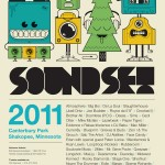 Mixes & Mashups of Soundset 2011 Headliners