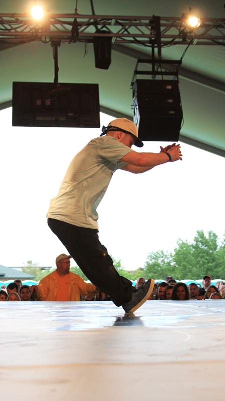 Soundset 2011 - Break Dancing