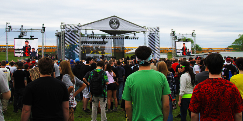 Soundset 2011 - Grieves on Stage