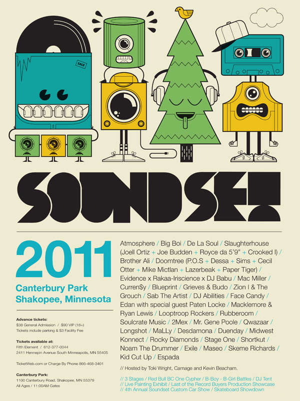 Soundset 2011