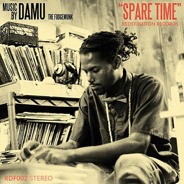 Spare Time by Damu the Fudgemunk