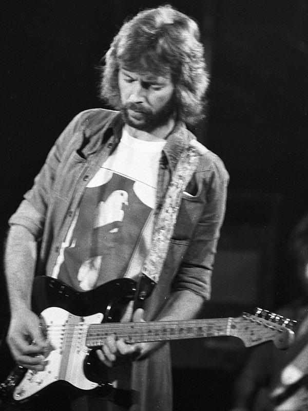 Eric Clapton (Live)
