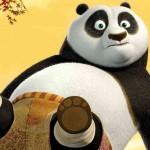 Kung-Fu White Panda
