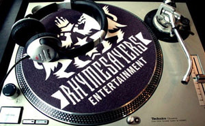 Rhymesayers Turntable