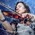 Violin Bath