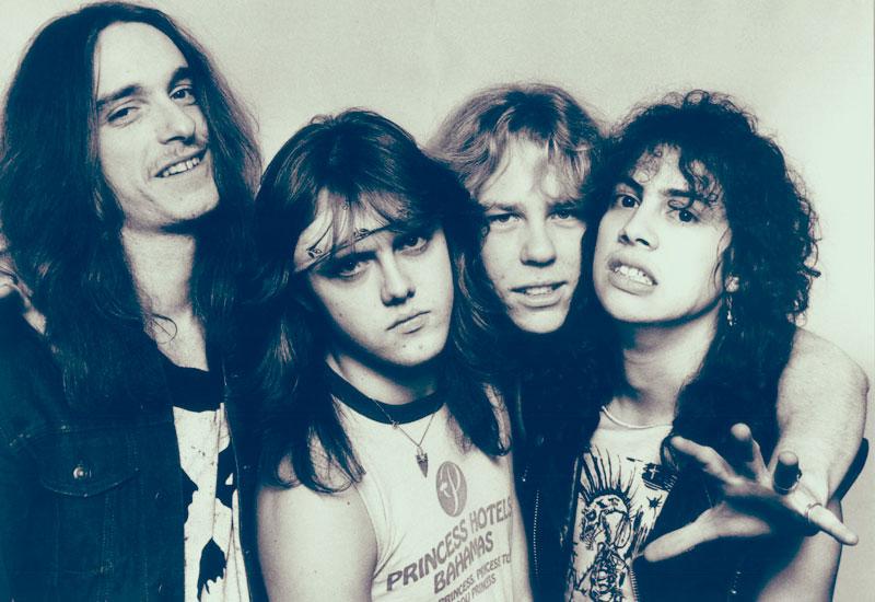 Metallica Oldschool