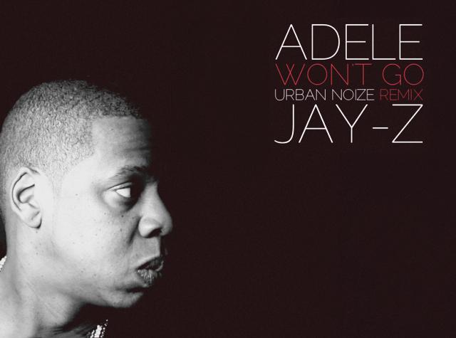 Urban Noize Remixes Adele & Jay-Z