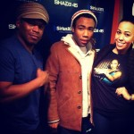 Childish Gambino · Sway In The Morning Freestyle